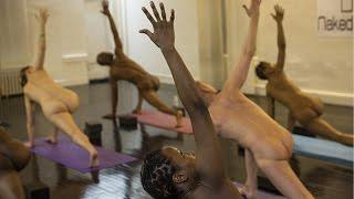 Yoga Studio Offers Co-ed Nude Yoga Classes