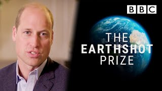 Prince William presents the first-ever finalists of the Earthshot Prize - BBC