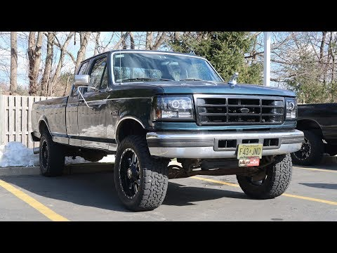 LIFTED OBS 7.3 POWERSTROKE!!