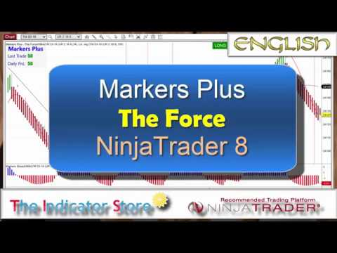 Markers Plus The Force for NinjaTrader 8 ( English )