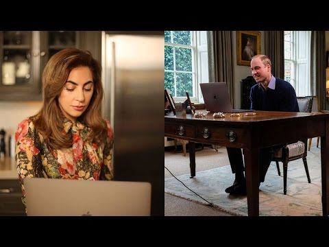 Thumbnail: Lady Gaga + Prince William | Heads Together | #oktosay