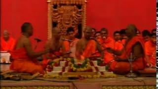 Dasara Celebration at Prasanthi Nilayam Day 01 (Morning) Commencement of the Yagna - Oct 08 2013