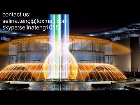 programmable dancing fountain designs