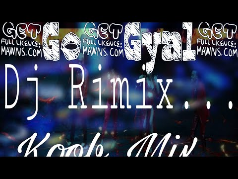 Go_Gyal_Dj Rimix. Full  Hard Mix, 2018 Latest Dj Song Dj Rony..