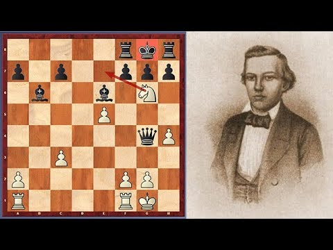 Paul Morphy: The Knight Who Killed The Kings