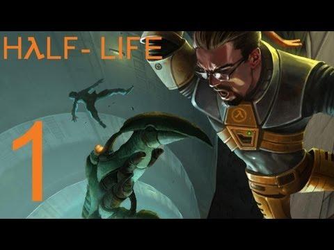 Half-Life: Source прохождение. Часть 1