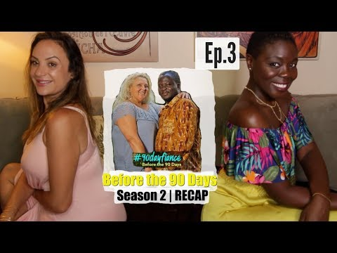 90 Day Fiancé: Before the 90 Days | Season 2 Ep.3