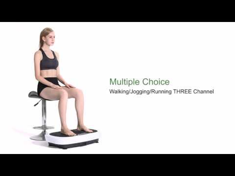 Weight Loss – Vibration Machine With 3D Shake