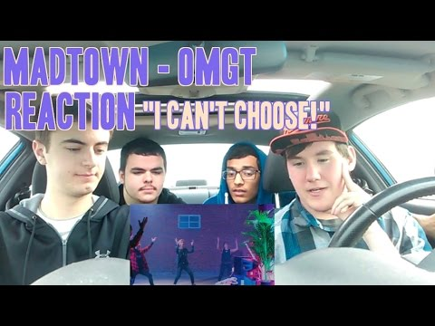 MADTOWN - OMGT MV Reaction (Non-Kpop fan)