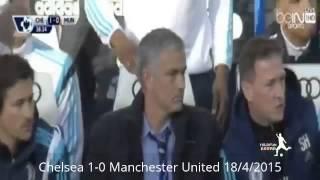 Cuplikan Gol Eden Hazard Chelsea Vs Manchester United 1-0 EPL 18 April 2015