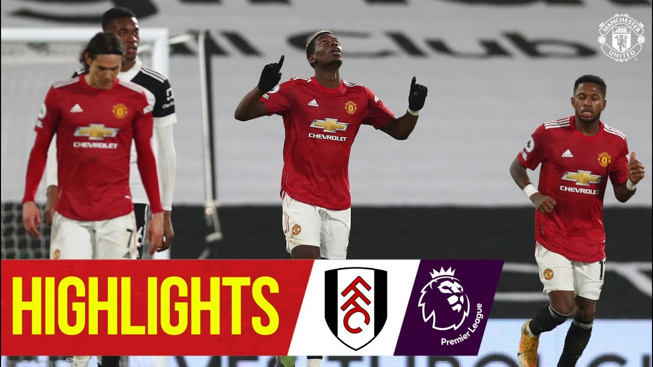 Download Pogba stunner seals the points! | Fulham 1-2 Manchester United | Premier League | Highlights