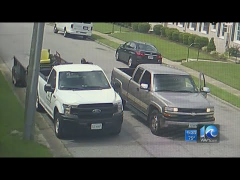 Man Steals Lawn Equipment From Company
