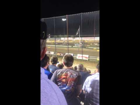2014 Jersey Rush (New Egypt Speedway, New Egypt New Jersey)