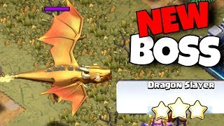 """FINAL BOSS in the GAME!! """"Clash Of Clans"""" Heroes only  (Part 3/3)"""