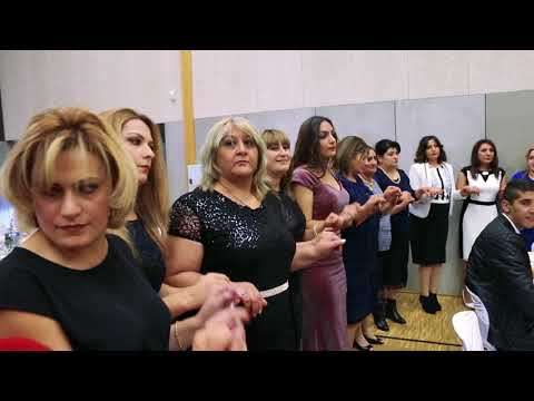 Davata Kore Sos Qocharyan Rostam & Anna / Samvel Amzoyan/Mayis Karoyan By Ronivideo