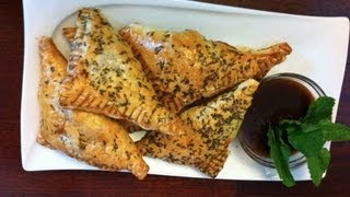 Beef Puff Pastries