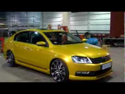 vw passat 3c carstyling 2012 youtube. Black Bedroom Furniture Sets. Home Design Ideas