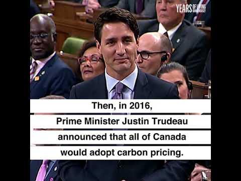 Canada's Carbon Price