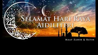 Video Ahmad Jais - Selamat Hari Raya download MP3, 3GP, MP4, WEBM, AVI, FLV Juni 2018