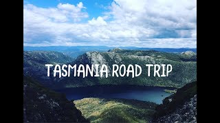 Tasmania Road Trip 2016 GoPro
