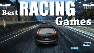 Best Racing Games for your iPhone & iPad - App Showcase