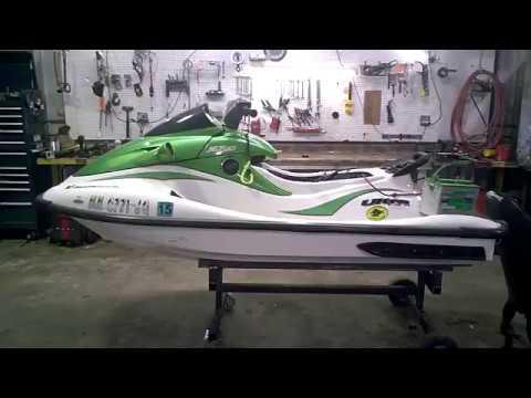 2003 kawasaki ultra 150 jet ski tear down into parts lot ... fuse box on kawasaki ninja