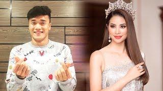 Hoa hậu Phạm Hương âm thầm làm điều này với Tiến Dũng khiến Fan ngỡ ngàng - TIN TỨC 24H TV