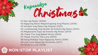ABS-CBN Christmas Station ID (2009-2018) | Non-Stop Christmas Playlist ♪