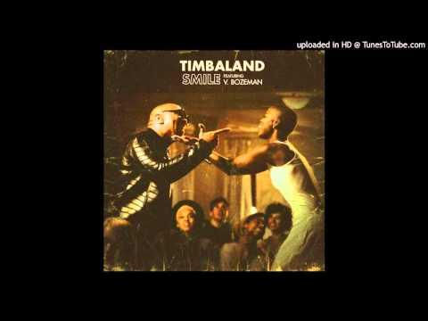 Timbaland Feat. V. Bozeman - Smile (Acapella) | 92 BPM