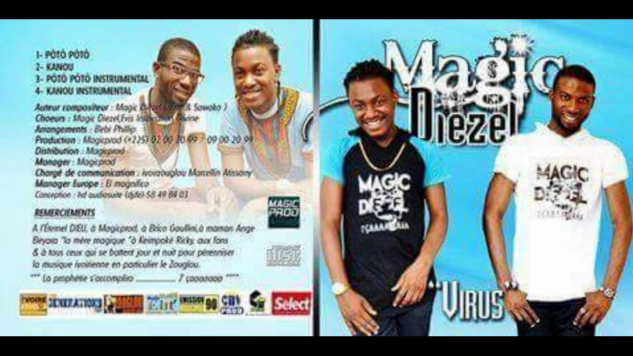 magic diezel kanou mp3