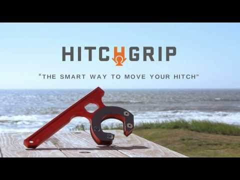 HitchGrip, the easy way to maneuver your hitch.