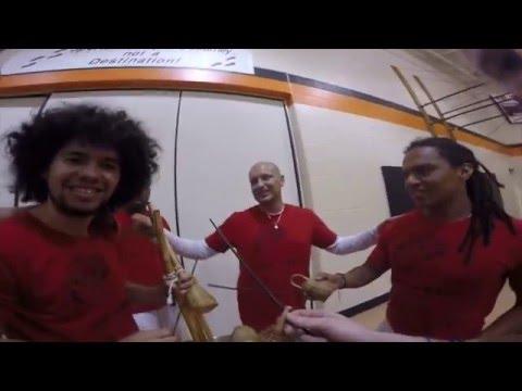 Brazilian Beats Celebrating Cabeção's 20 years of Capoeira