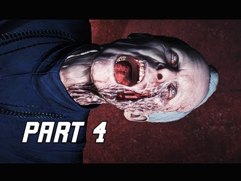 EVIL WITHIN 2 Walkthrough Part 4 - Priest (PC Ultra Let's Play Commentary)