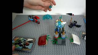 Lego Chima Sky Joust Review!!