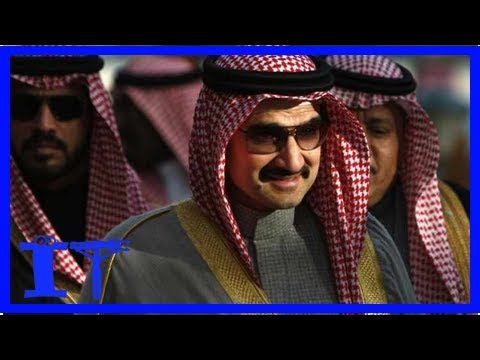 Newsmaker-saudi prince alwaleed has invested billions in companies around globe
