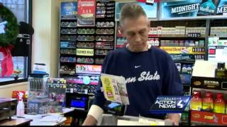 Pittsburghers scramble to buy Powerball tickets, hope to win $900 million jackpot