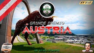 F1 2017 AO VIVO - GP DA AUSTRIA - XBOX SPRINT - NARRAÇÃO LUIS COURA - LIGA PRORACE E-SPORTS