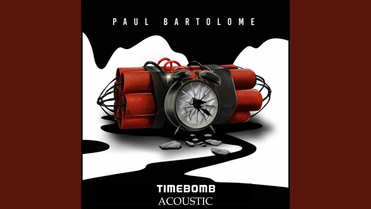 "Paul Bartolome Debuts ""Time Bomb"" Acoustic"