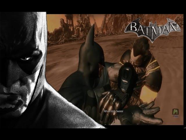 Batman Arkham city # Enfrentado Rã's Ghul#