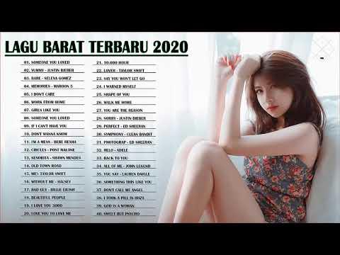 Lagu Barat Terbaru 2020 terpopuler saat ini 💎Lagu Pop Terbaik 2020