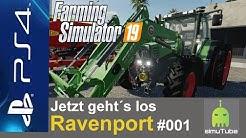 PS4_ LS19 DayOne Jetzt geht es los #001 ► Let´s Play German HD