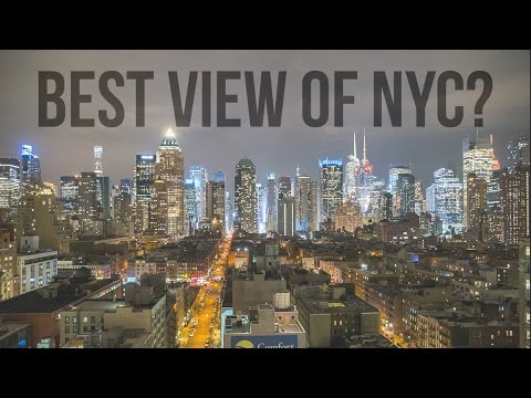 Best View Of New York City 4k