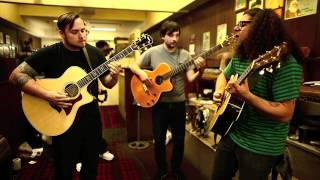 Coheed and Cambria - Feathers (Nervous Energies session)