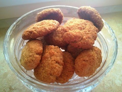 Домашнее овсяное печенье, печенье из овсяных хлопьев