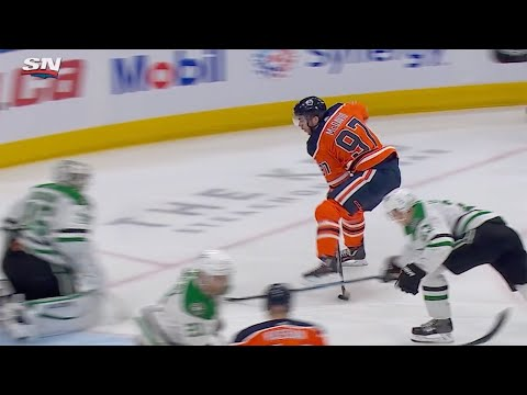Connor McDavid Wonder Goals Only He Can Score
