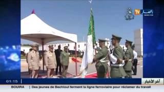 الرئيس عبدالعزيز بوتفليقة  ينهي مهام 4 عقداء في الأمن الرئاسي
