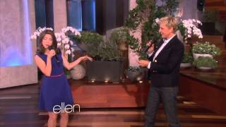 The Many Voices of Christina Bianco on Ellen