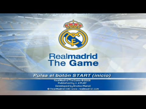 Truñojuegos #1 | Real Madrid The Game PS2.