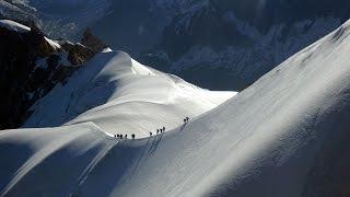 Mont Blanc Chamonix 2016