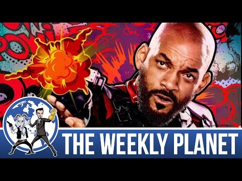 SUICIDE SQUAD Spoiler Review - The Weekly Planet Podcast